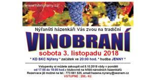 Vinobraní web